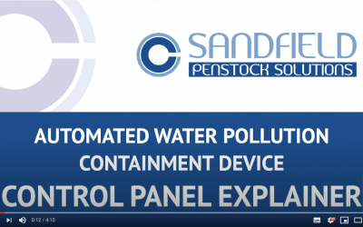 Pollution Containment Device – Control Panel Explainer